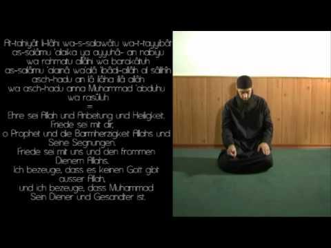 Isha - Yatze Namaz - Das Nachtgebet