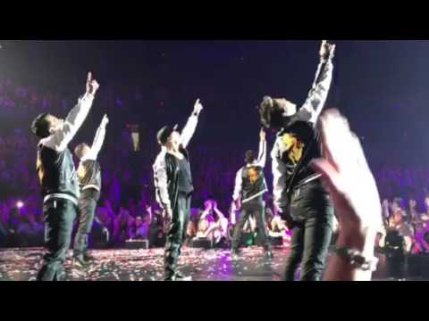 NKOTB tour 2017 The Total Package