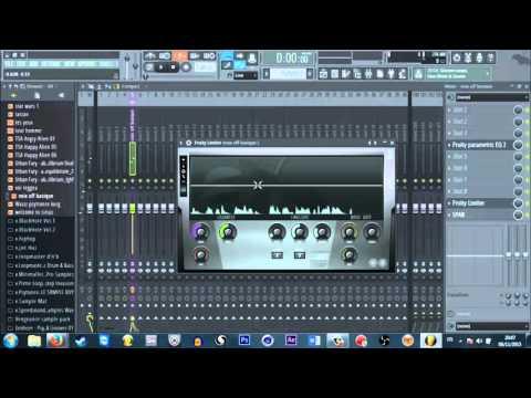 Tutoriel Fl Studio 35 - Equalisation et compression d'une voix
