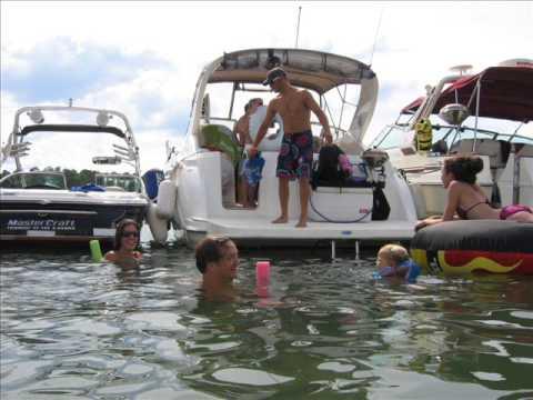 2009 Lake Lanier Aquapalooza! - YouTube Lake Lanier Party