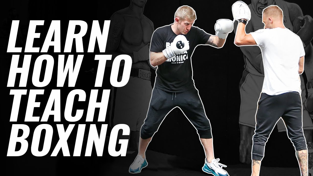 Boxing Fitness Certification Melbourne - Level 2 | Box N