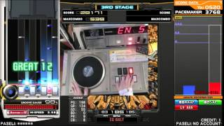 【片手プレイ】段位認定 皆伝 - beatmaniaIIDX23 copula