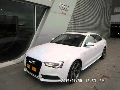 2015 audi a5 2 0tfsi auto for sale on auto trader south africa youtube. Black Bedroom Furniture Sets. Home Design Ideas