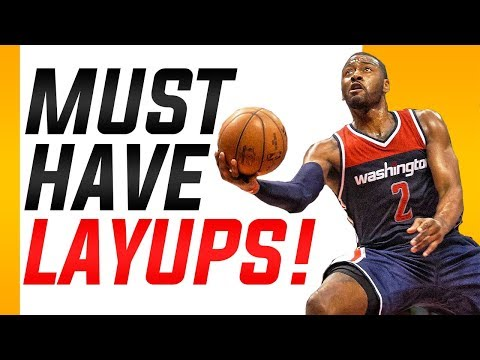 Layup Package Every Player MUST Have: How To Shoot A Layup
