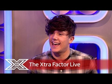 Ryan talks to Matt and Rylan after his X Factor exit | The Xtra Factor Live 2016