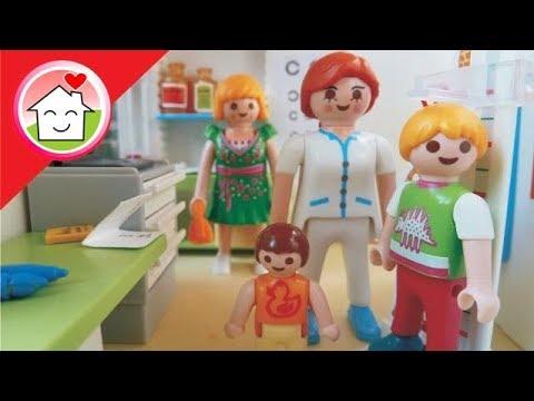 Playmobil Film Deutsch Lena Geht Zur Vorsorgeuntersuchung Familie