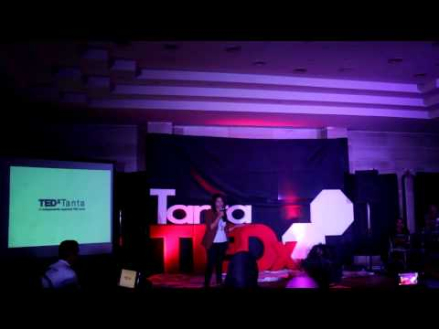 In The Name Of Failure | Rehab Hany | TEDxTanta
