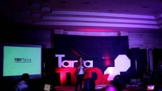 In The Name Of Failure | Rehab Hany | TEDxTanta