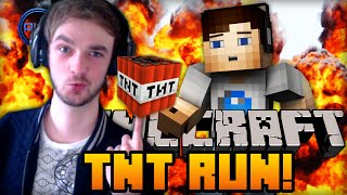 """THROWBACK SKILLS!"" - Minecraft TNT RUN - Mini Games w/ Ali-A #17"