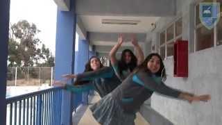 Happy San Marino College, Coquimbo Chile.