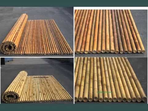 Bamboo Fencing Design Collection