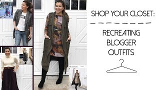 Outfit Rut? Shop Your Own Closet!  |  What Kate Finds