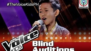 "The Voice Kids Philippines 2016 Blind Auditions: ""Habang may Buhay"" by Joshua"