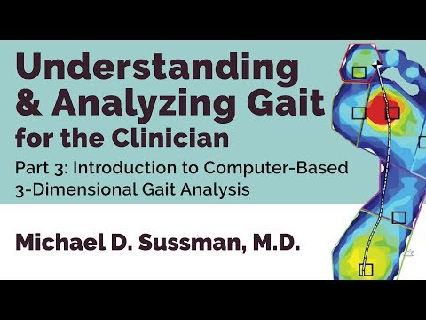 Understanding & Analyzing Gait For The Clinician: Part 03 [Intro To Computer-Based 3-D Analysis]