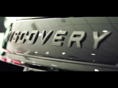 The New Land Rover Discovery Sport at Concord Land Rover