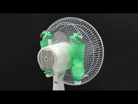 How to make air conditioner at home using Plastic Bottle Mp3