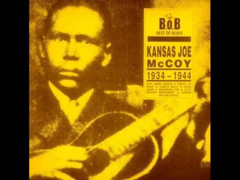 Kansas Joe McCoy - Evil Devil Woman Blues.