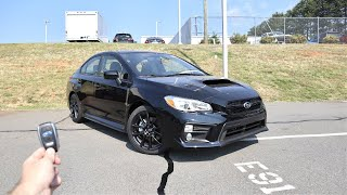 2021 Subaru WRX Premium: Start Up, Exhaust, Test Drive and Review