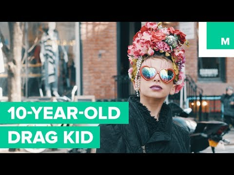Meet The 10-Year-Old Drag Kid Shaping The Future Of Drag Youth Mp3