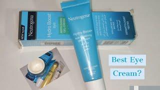 Neutrogena Hydro Boost Eye Refreshing Gel Cream