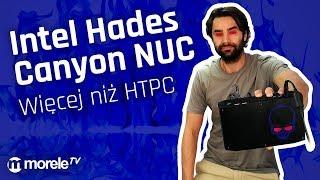 INTEL Hades Canyon NUC | Test w grach i OC