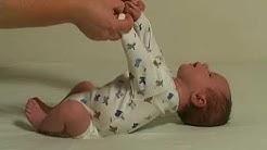 Lapsen kehittyminen: Lapsen kehitys 5 vk (Niko)