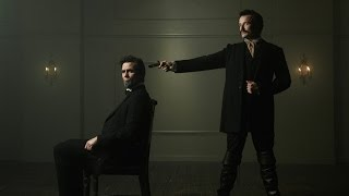 Photoshoot: Killing Lincoln Advertising Campaign (Trailer)