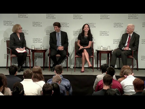 Council on Foreign Relations' Eighth Annual Back-to-School E