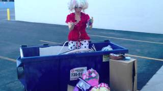 Trina Foster In....Dumpster Diving Debacle