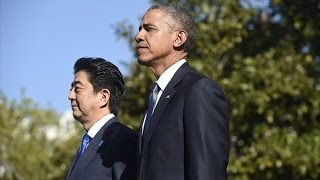 Obama: Abe and I Want to Close the TPP Deal