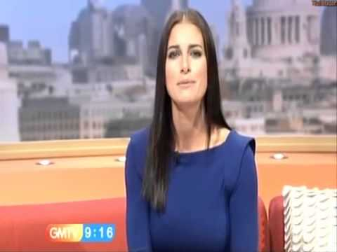 Kirsty Gallacher Pokies (Soft Nipples Go Hard On Live TV) Extended Version