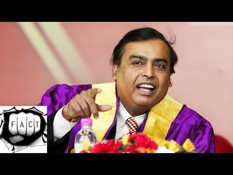 Top 10 Richest Businessmen In India 2016