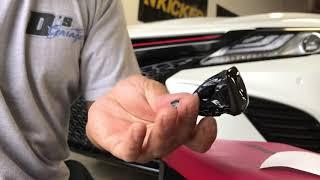 Gloss Black Car Front Grille — Minutemanhealthdirect