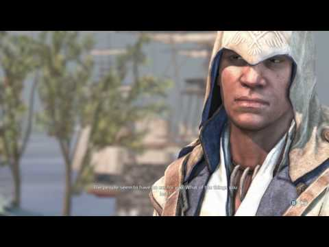 Assassin's Creed III Playthrough Part 17 [Sequence 6: The Angry Butcher]