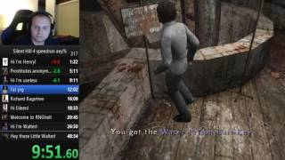 Silent Hill 4 any% World Record 48:22
