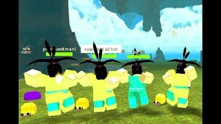 Roblox Booga Booga PvP Lutte contre #14