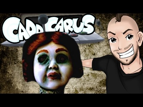The Creepy Doll: THE NEXT BEST WORST MOVIE EVER - Caddicarus