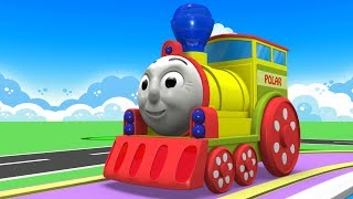 Thomas Train for Kids - Train Cartoon - Toy Factory - jcb Cartoon - Trains Toy - Thomas and Friends