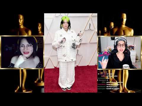 Ünlü Modacı Beril ve Yine Ünlü Modacı Gamze Vardar ile Oscar Töreni Kıyafetlerini İnceliyoruz!