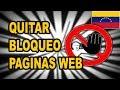 Entrar a Páginas Bloqueadas en Venezuela, Páginas Prohibidas (Desbloquear Fácil y Rápido)