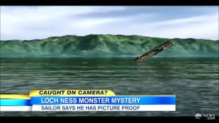 Loch Ness Monster Seen In Satellite Photos - ABC News