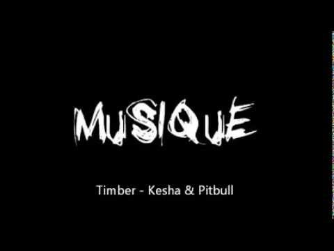 #5 Timber - Kesha & Pitbull