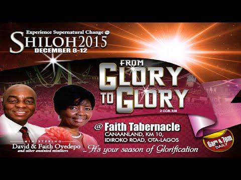 Shiloh 2015 Day 4 Evening Session (Celebration Night): December 11, 2015