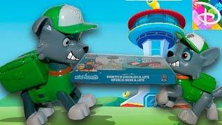 Щенячий Патруль новые серии на русском Рокки отбирает шоколад у брата Развивающее Видео для Детей