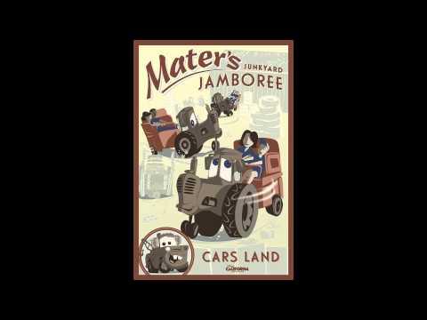 The Music Of Mater's Junkyard Jamboree