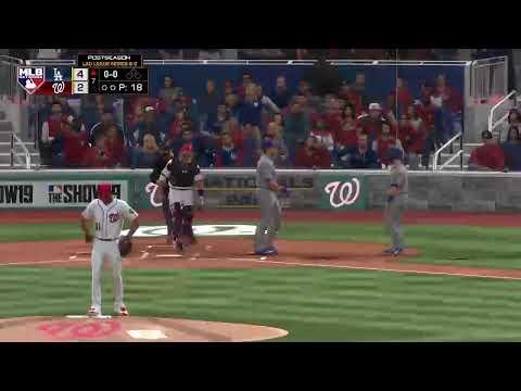 Download MLB The Show 19: Dodgers vs Nationals