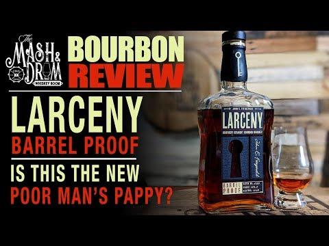 Larceny Barrel Proof Bourbon A120