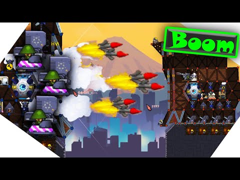 Forts Moonshot Gameplay   Laggy Laggy Missiles! [19]  