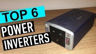 BEST 6: Power Inverters 2018