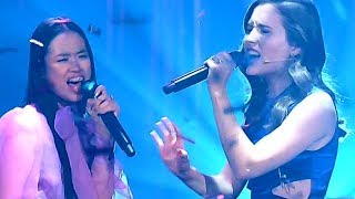 Claudia Emmanuela Santoso & Alice Merton - Goodbye  || The Voice 2019  (Germany) The End
